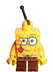 lego spongebob minifigure intent look minifig