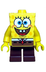 sponge squarepants lego figure brand package