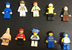 multiple lego minifigure limited time great