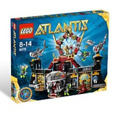 Atlantis Portal Of Atlantis Style 8078