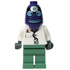 Buy Doctor Spongebob Squarepants Minifig