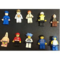 Multiple Minifigure 1