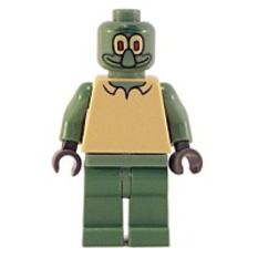 Buy Squidward Spongebob Squarepants Figure