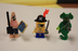 sponge bob--the flying dutchman minifigure collection