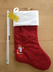 lego christmas stocking number bring warm