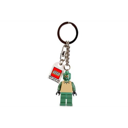 Squidward Sponge Bob Key Chain